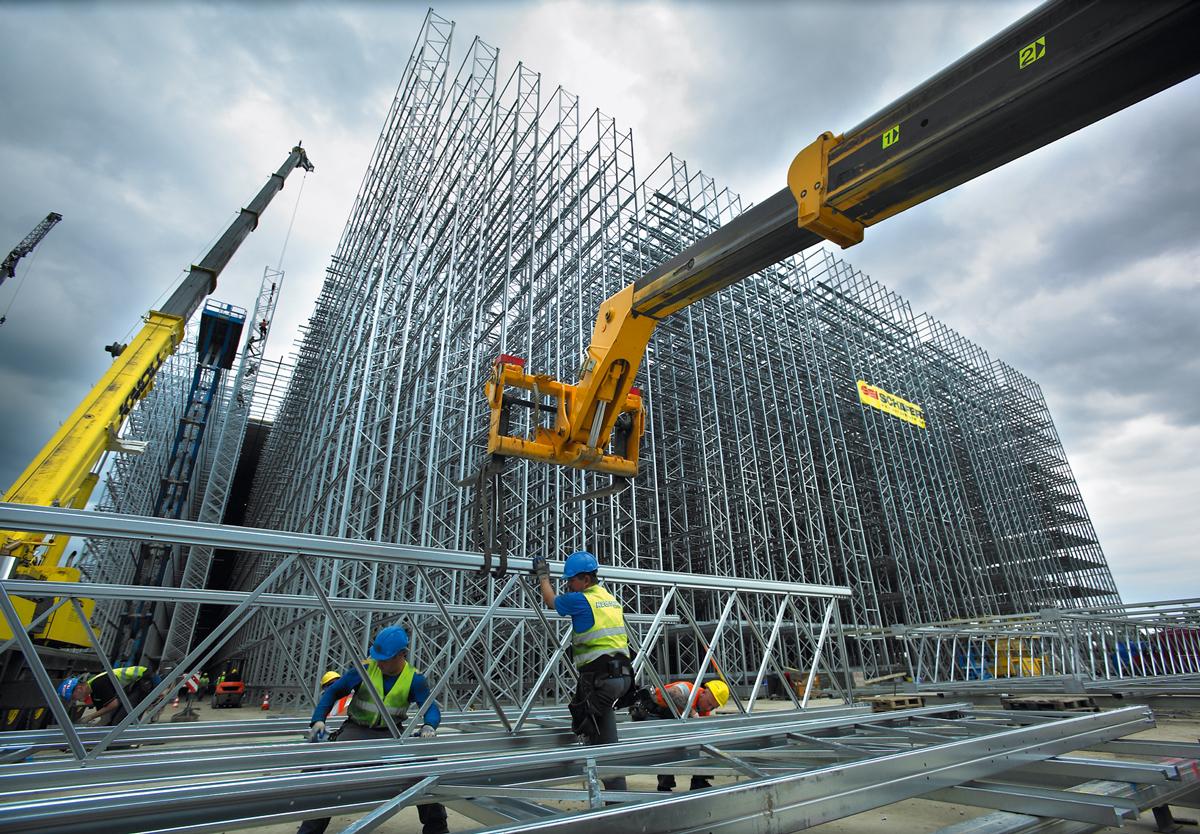 Builders Darlington